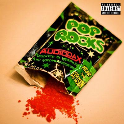 NEW AudioDax (@AudioDax) – Pop Rocks Mixtape