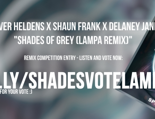 Remix: Oliver Heldens & Shaun Frank – Shades Of Grey (Lampa Remix)