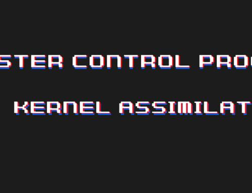 Listen: Master Control Program 2000 – Kernel Assimilation