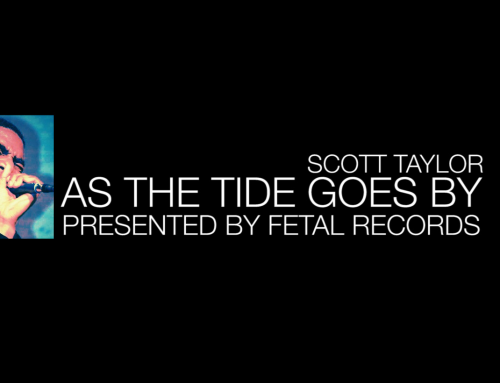 Video: As the Tide Goes By – Scott Taylor