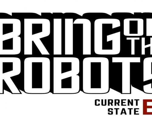 Listen: Bring on the Robots – Girl Never Met