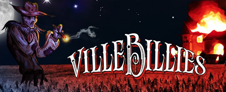 Single: Villebillies – Love Is Kind Of Crazy