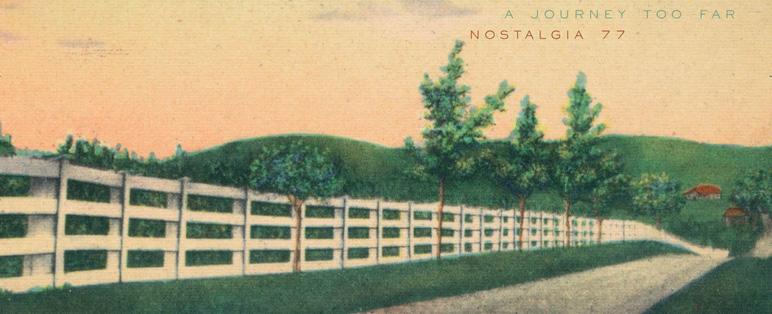 Single: Nostalgia 77 – An Angel With No Halo