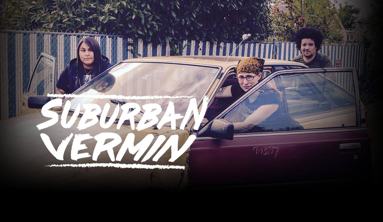 Listen: Suburban Vermin – TV Head Nation #1
